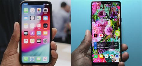 iphone xr vs lg g7 thinq same price same screen size but vastly different overall 171 ios