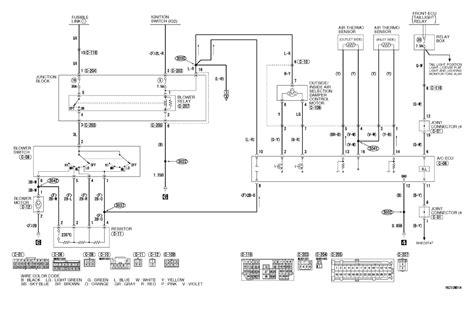 automotive air conditioning repair 1994 mitsubishi montero free book repair manuals 2003 mitsubishi outlander air conditioner diagram get free image about wiring diagram