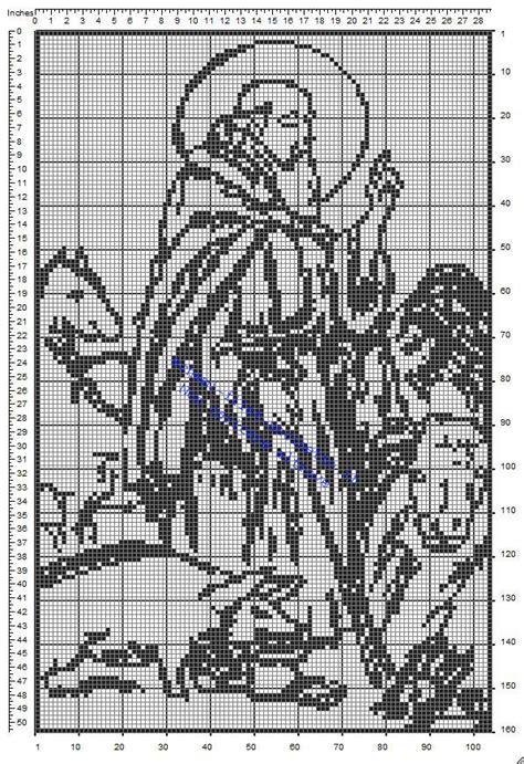 schema pattern d 17 best images about santi schemi filet uncinetto gratis