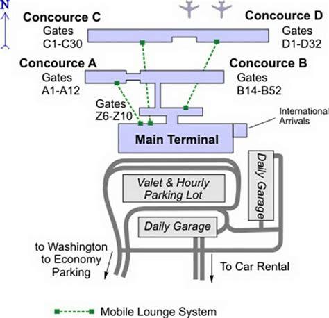 washington dc terminal map airport terminal map washington airport terminal map jpg