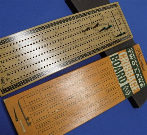 short printable cribbage rules