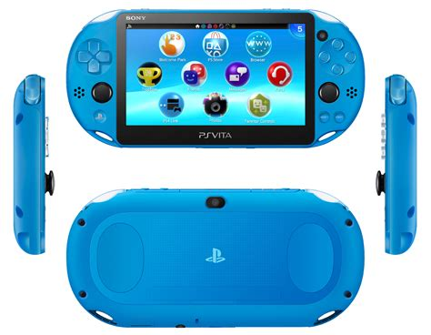 ps vita slim colors aqua blue playstation vita slim coming to gamestop in the