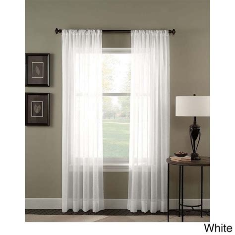 white crinkle sheer curtains the 25 best white sheer curtains ideas on pinterest