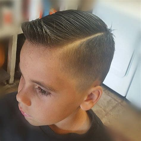short boy haircuts with a hard part haircuts on pinterest