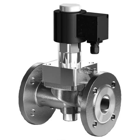 Solenoid Valve 2 Stainless 304 flanged solenoid valve stainless dn20 0 20 bar 2 2 n closed 860ss 20