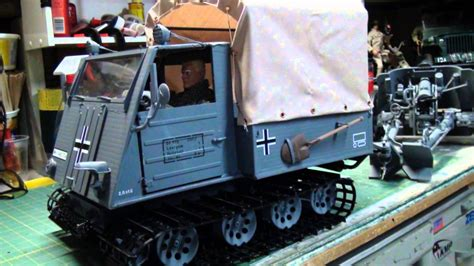 figure vehicles 1 6th scale rc wwii german rso 3 figures vehicles