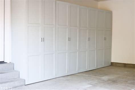 control   garage build