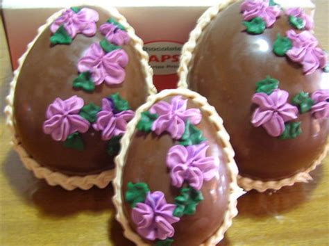 como decorar los huevos de pascua con glase real hacer mania huevos de chocolate para pascua