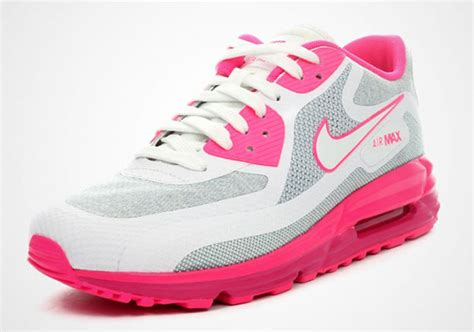 Nike Airmax Lunar Tosca Pink air max pink and white www imgkid the image kid