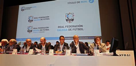 federacion gallega de futbol sala pontevedra federaci 243 n gallega de f 250 tbol