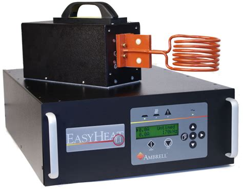 ambrell sells induction heating systems to pipe gripper manufacturer the fabricator