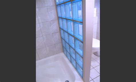 wand aus glasbausteinen glasbausteine im bad glasbau nymeyer gmbh glasbaustein