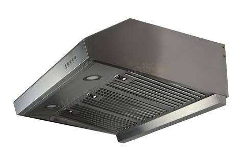 kitchen exhaust fan under cabinet stainless steel 30 quot range hood under cabinet kitchen dual