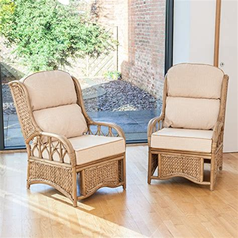 conservatory armchairs alfresia 2 penang cane and woven sea grass conservatory
