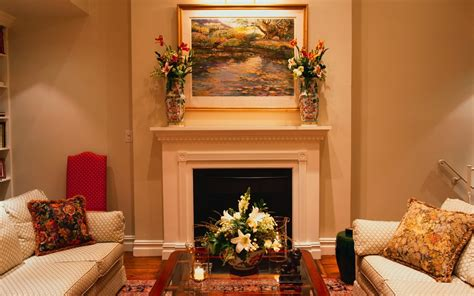 Livingroom Fireplace by The Management Group Property And Hoa Management