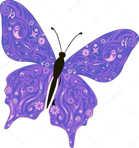 imagenes de mariposas lilas vetor de borboleta lil 225 s vetores de stock 169 sss07 87744730