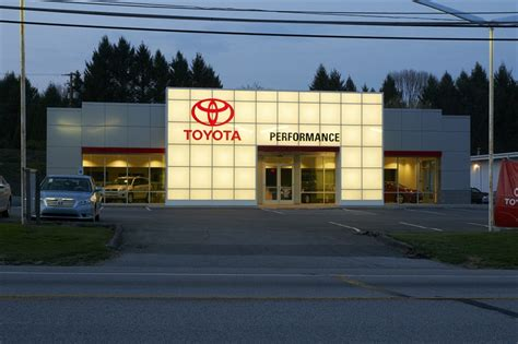 performance toyota sinking spring pa toyota route 422 pa