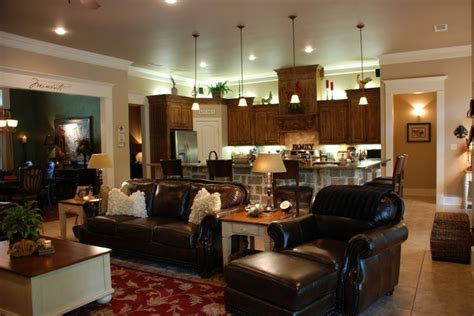 Open Concept Kitchen Living Room Open Concept Kitchen Living Room Designs One Big