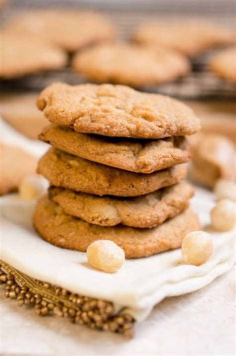 Almondtree Chocolate Cookies paleo white chocolate macadamia nut cookies delicious meets healthy