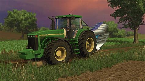 Deer Ls by Deere 8400 V1 0 Farming Simulator 2017 Mods Ls
