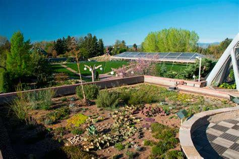 Denver Botanic Gardens Parking Sustainability Goes Through Denver S Roof