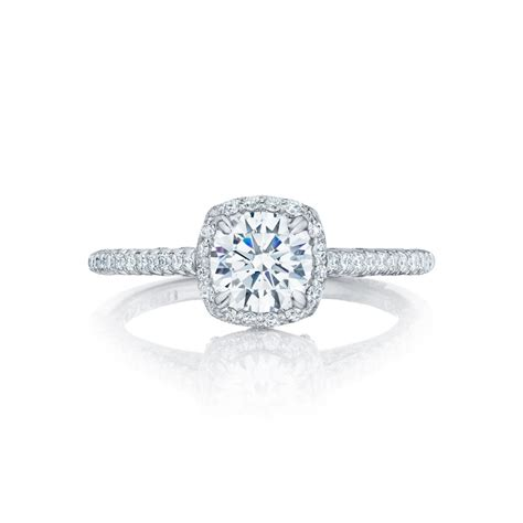 Tacori Engagement Rings by Tacori Engagement Rings Crescent Halo Setting 0 41ctw