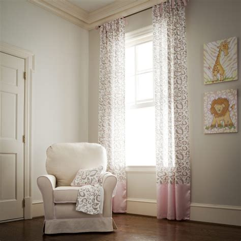 Nursery Decor Curtains Giveaway Custom Drape Set From Carousel Designs Project Nursery
