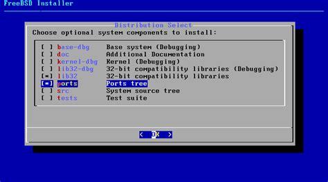 freebsd keyboard layout freebsd 11 1 installation guide