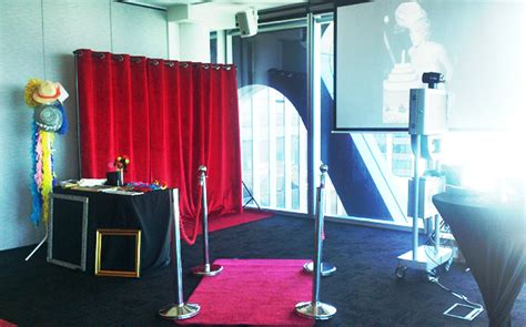 Perth Open Photo Booth