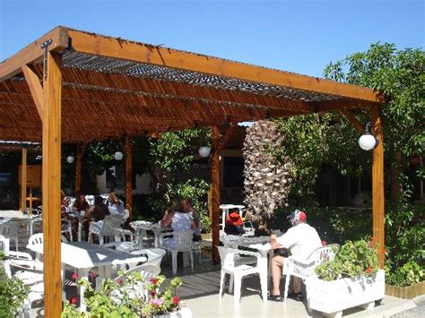 outdoor eating area perfect in every way meliton hotel pictures tripadvisor