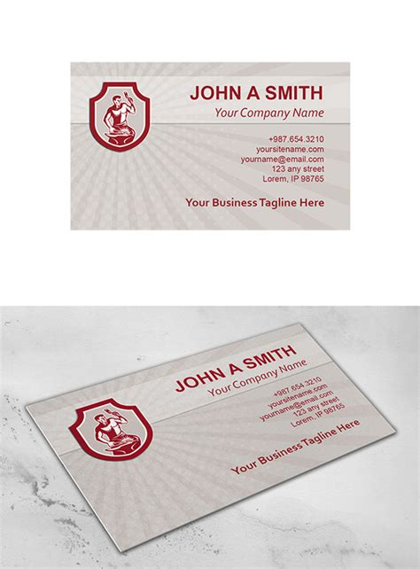 Business Card St