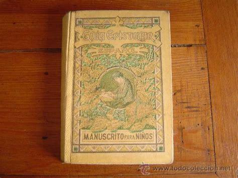 libros de texto antiguos antiguo libro de texto guia epistolar manuscri comprar
