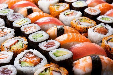 mudah membuat sushi rumahan  keren
