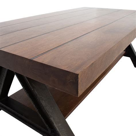 West Elm Wood Coffee Table West Elm Glass Coffee Table