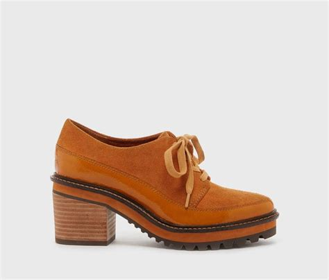 whiskey colored step out of your comfort zone and into the park shoe a
