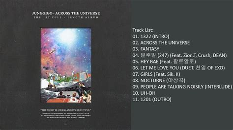 download mp3 exo universe album full album junggigo across the universe youtube