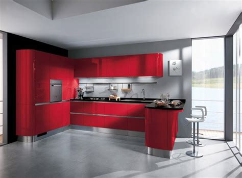 good Kitchen With Red Cabinets #1: 14-Tess-Tess.jpg