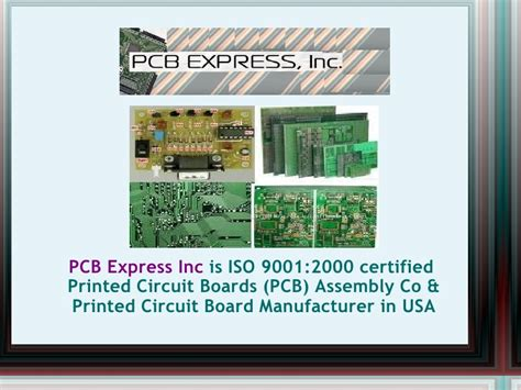 pcb design tutorial ppt printed circuit boards