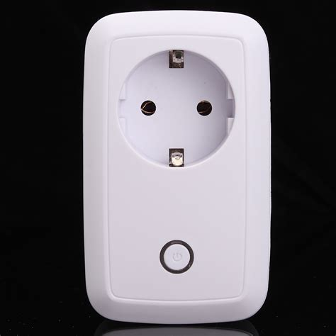 android socket new wifi wireless smart power socket android ios mobile phone remote repeater us eu