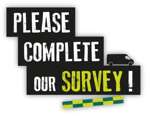 Complete Survey - sick of waiting our new caign on patient transport transport for all