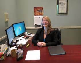 Small Accountant S Desk Sabo Certified Management Accountant At Desk In
