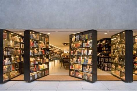 Novel Atheis By Ad Bookstore 20 creative bookstore designs