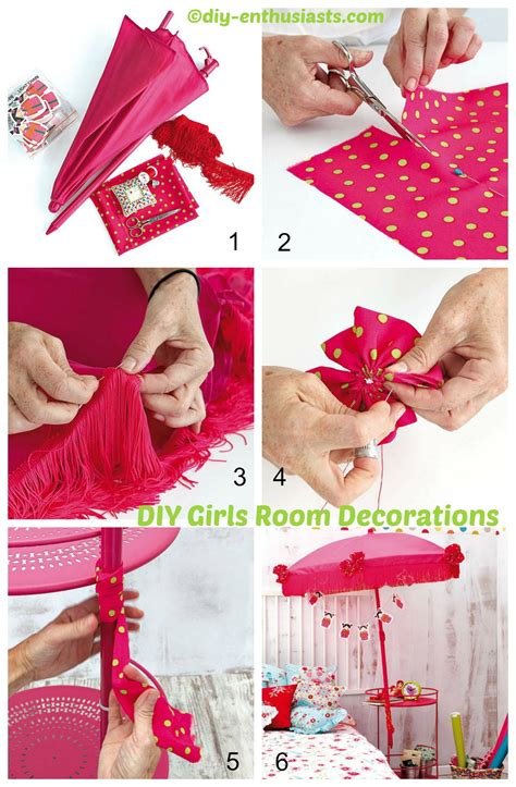How To Make Paper Decorations For Your Room - room decorations diy home tutorials