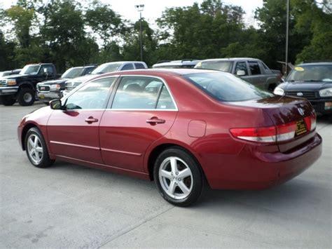 2003 Honda Accord Ex by 2003 Honda Accord Ex For Sale In Cincinnati Oh Stock