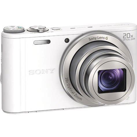 Kamera Sony Cyber Wx300 sony cyber dsc wx300 digital white dscwx300 w b h