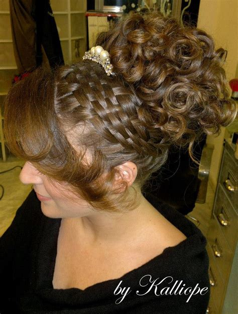 Updos Using Basket Weave Technique | updos using basket weave technique 1000 images about
