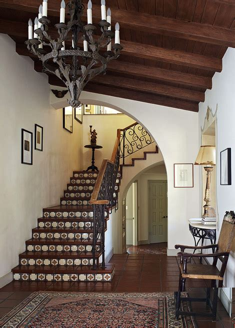 design spanish new home interior design spanish style home in hollywood