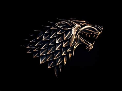 House Of Stark photo collection house stark logo by of thrones