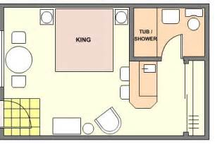 Room Plan by Foundation Dezin Amp Decor Hotel Room Plans Amp Layouts