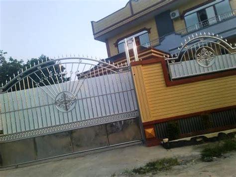 megahnya rumah diduga milik bandar narkoba  gang puri